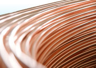 Copper Coated Double Wall Bundy Tube For Compressor 25% Elongation
