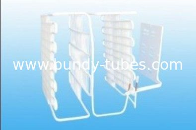 6 * 0.6mm Wire Tube Refrigeration Evaporators / Refrigerator Parts