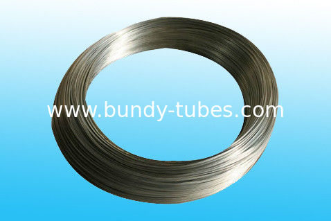 No Coated Plain Steel Bundy Tube For Refrigeration 4mm X 0.5 mm